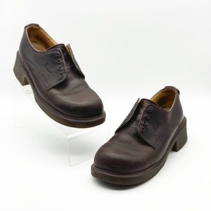 Dr Martens Vintage 8461 Gibson Oxford Leather